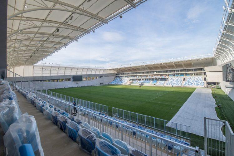 Hidekuti Nándor Stadion, Budapest - kép: MTK.hu